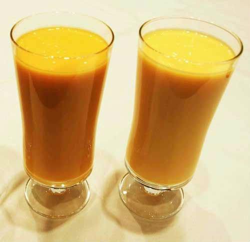 Natural Mango Pulp