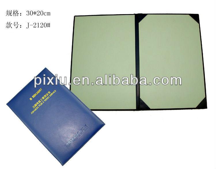 Paper Certificate Holders Paper Certificate Holders
