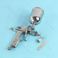 Пистолет-распылитель Spray Gun Sprayer Air Brush Airbrush Paint Tool Alloy Painting Sprayer Tools Kit