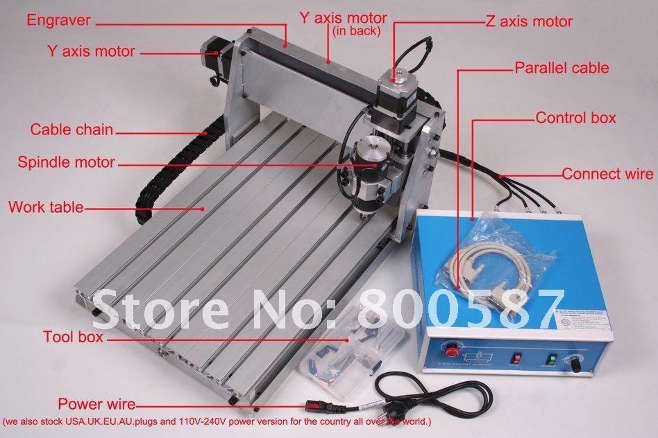 Máquina CNC 3040T + D CNC3040 CNC Router CNC 3040 CNC3040 3040T CNC3040T CNC 3040 router CNC Router grabador de fresado de perforación