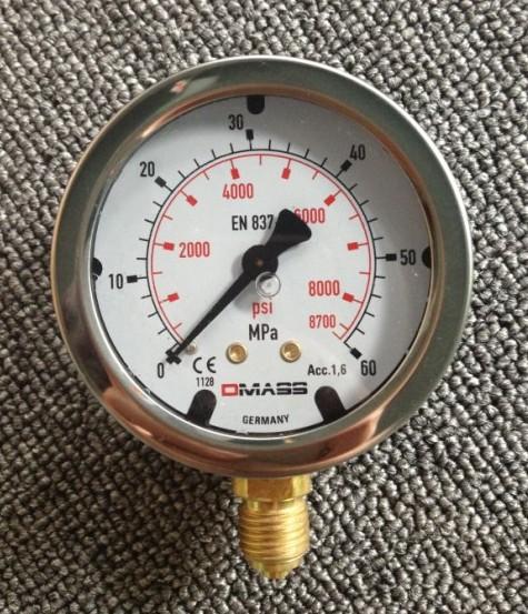 Pressure Test Gauge Pressure Test Gauges