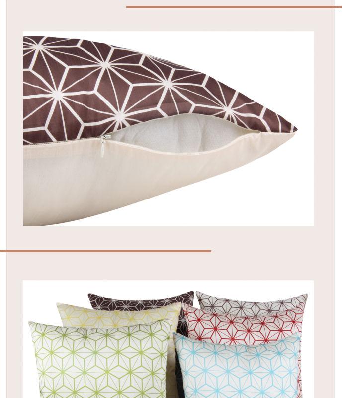 Custom Colorful Shining Led Light Pillow