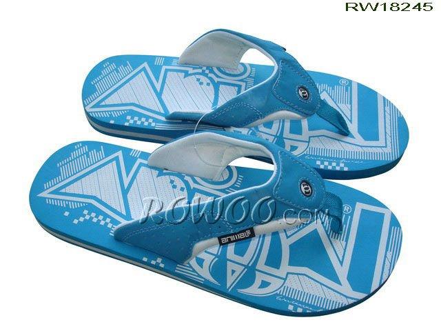 RW18245 mens nude beach slippers