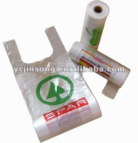 transparent oker plastic sealed bags