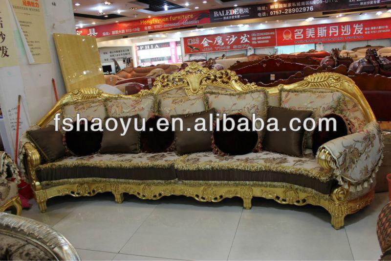Oosterse antiek meubilair sofa goede ontwerp stof bankstel woonkamer sofa product id 1056327691 - Sofa stijl jaar ...