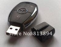 пластик ключа автомобиля серии USB флэш-накопитель памяти от 2GB до 32GB