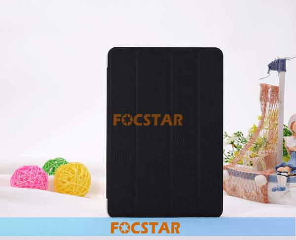 FOCSTAR Ball Pattern 4 Folding Smart Cover Case for iPad Mini 2 Retina F-IPDMINILC015