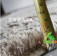 Ковер winter Carpet/warm mat/Washable bedroom carpet/3 color/80*160cmJapanese style