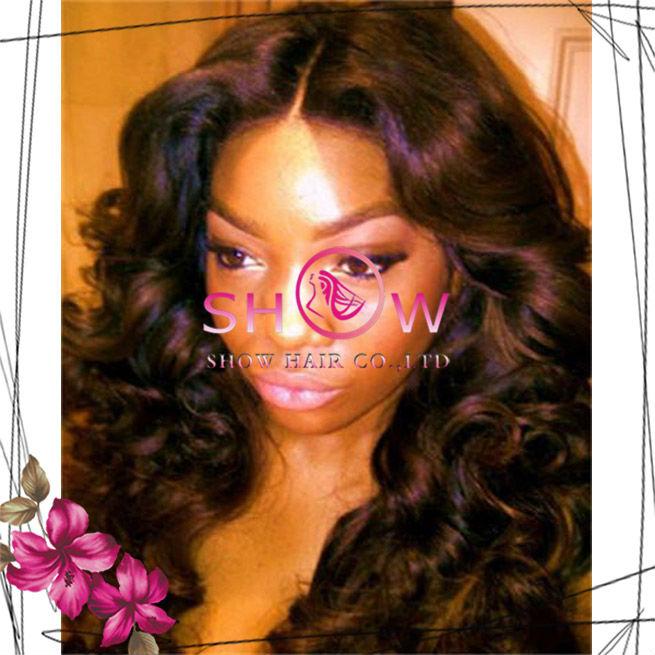 180 Thick Density Real Virgin Brazilian Hair U Part Human Hair Wigs