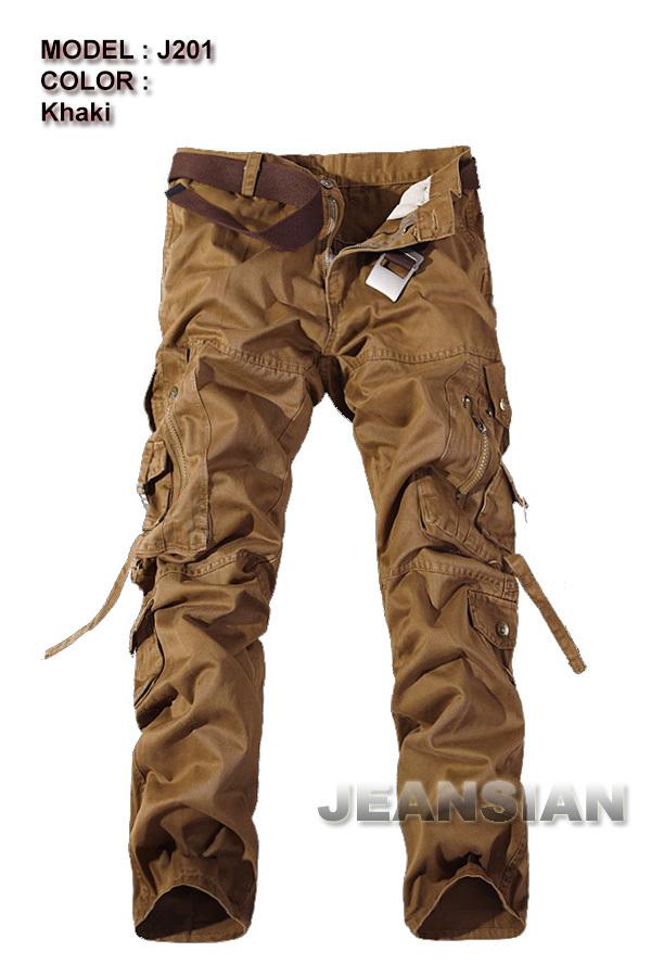 Mens Stylish Обычный Повседневный Брюки Army   military camouflage for man's Trousers  J201