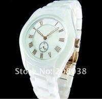 Наручные часы White Ceramic Womens Chronograph Watch +Original Box AR1418
