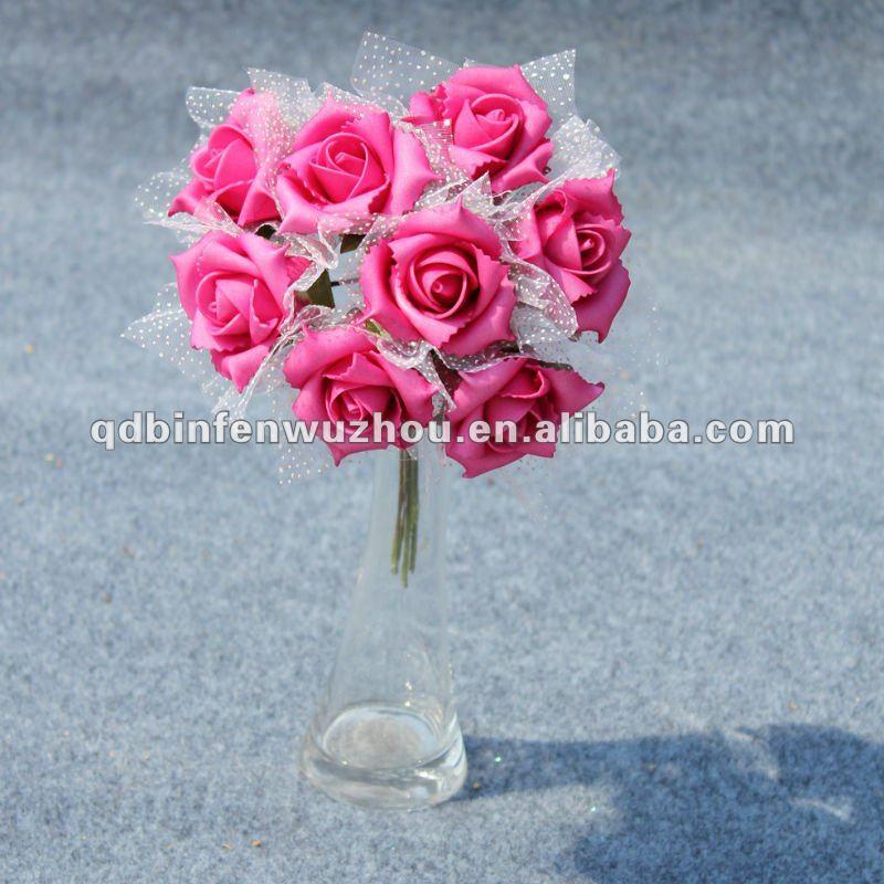 Artificial Fresh Rose Petals ,Artificial Foam Flower
