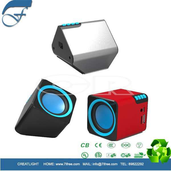 cara membuat speaker aktif mini