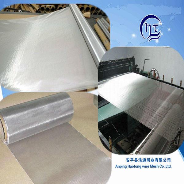 hauteur de la qualité au meilleur prix usine haotong fabrication en gros prix treillis métallique de filtre à eau
