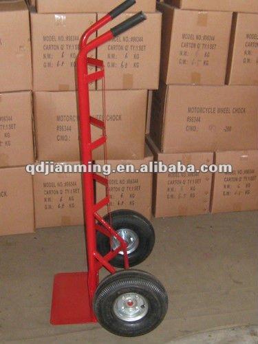 Hand me<em></em>tal plant cart industrial steel trolley warehouse dolly work truck