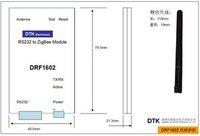 free shipping,RS232 to Zigbee module the the TI CC2530F256 chip, ZigBee2007/PRO agreement