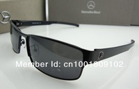 Мужские солнцезащитные очки 2013 hot sale Man polarizing sunglasses, prevent UVA, UVB MB 610 with orig box