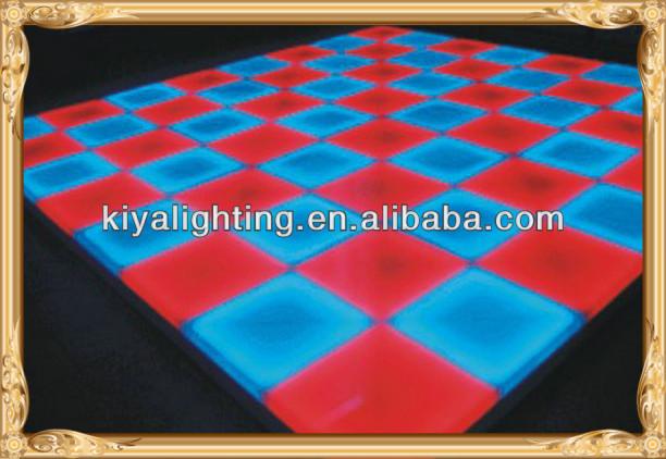 30 Ch 720 Pcs RGB Color Change Dance Floor Led Light