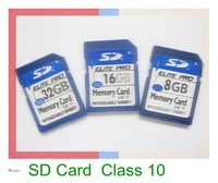 32GB SD SDHC Class 10 Memory Card flash memory card freeshipping dropshipping accepted small Christmas gift