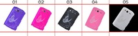 Чехол для для мобильных телефонов NEW BUTTERFLY STYLE HARD RUBBER CASE COVER FOR HTC WILDFIRE S G13 A510E