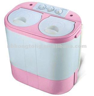 HT-XPB35-SY 3.5KG Mini Twin-tub Washing Machine
