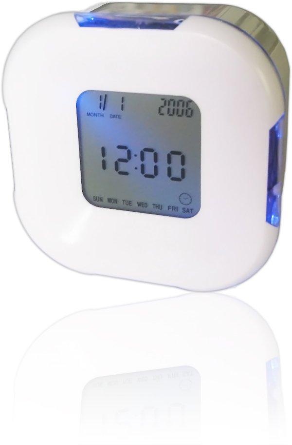 UI-2606 Four sided desk flip clock