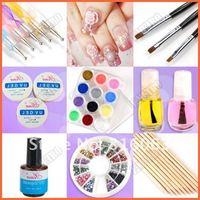Гель для ногтей Nail Art DIY NA470