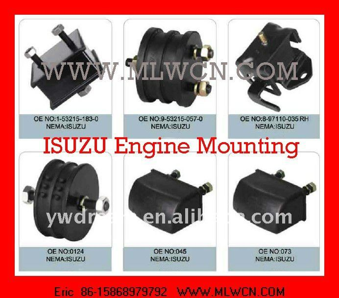 TOYOTA Engine Mounting NISSAN