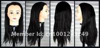 Шиньон Salon Mannequin Practice head Training False Model wig 50CM -55CM fibre hair ST-005