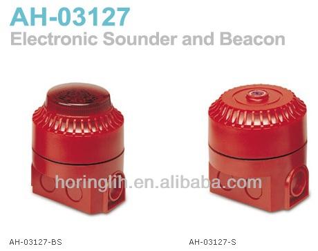 Ah-03127-s EN54 пожарной сигнализации сирена электронный эхолот