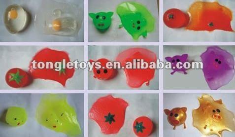 Pig Splat ball,pig splat sticky ball ,sticky toy