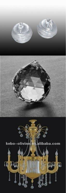 Crystal glass lighting ball