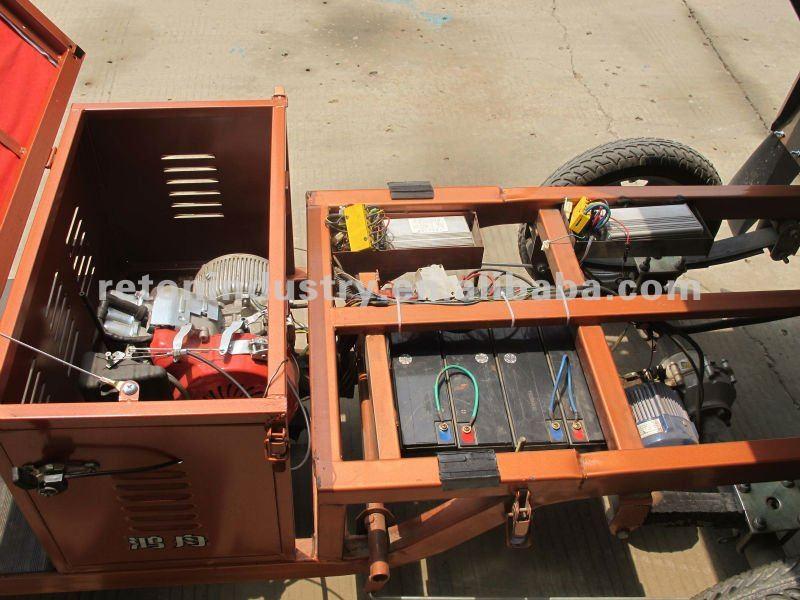3 wheeler HZ500DZH-F