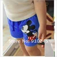Шорты для мальчиков Children's mickey hot pants, children in pants, shorts I-KZ82 baby