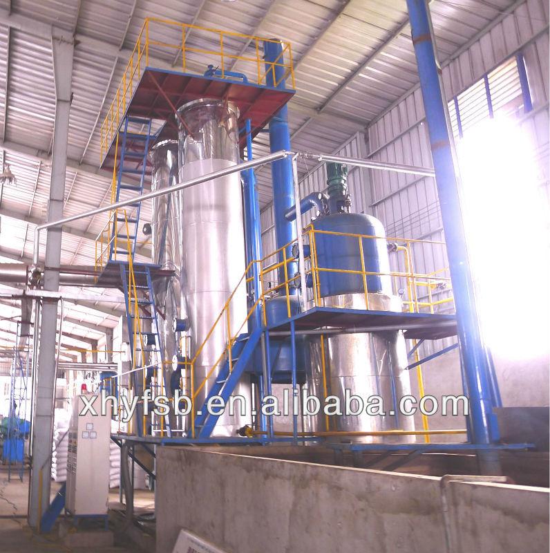 Fishmeal Plant Evaporator