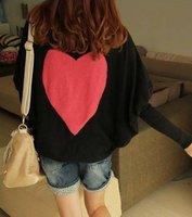 Женский пуловер Batwing ,