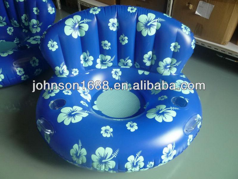 pvc maglia gonfiabile galleggiante