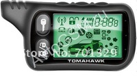 Охранная система LCD remote controller/ For Tomahawk TZ-9010 two way car alarm system/Certification with CE