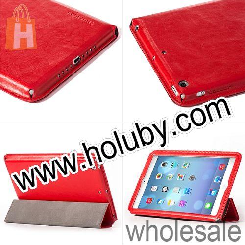 HOCO Armor Series Smart Tri-fold Stand Wake Sleep Full Protective Flip Leather Case Cover for iPad Mini 2 iPad Mini
