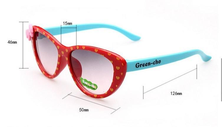 e новые дети лук солнцезащитные очки модные тенденции путешествия основные Детские солнцезащитные очки