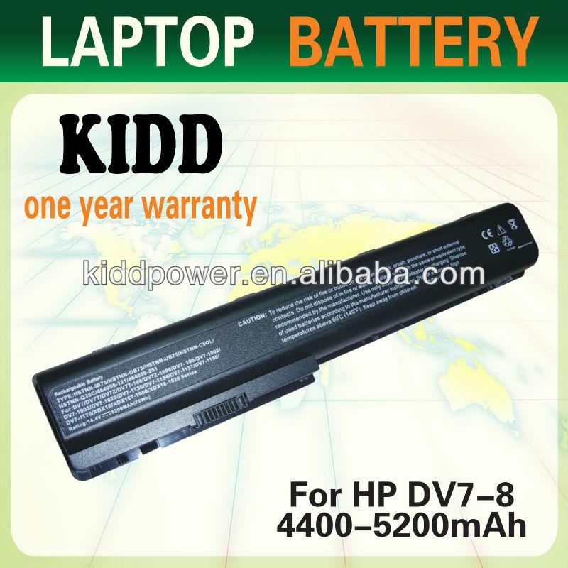 Laptop Battery For hp Pavilion Dv7 Laptop Battery hp Pavilion Dv7