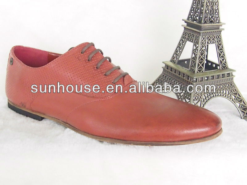 The latest hot sale men's fashion dress shoes