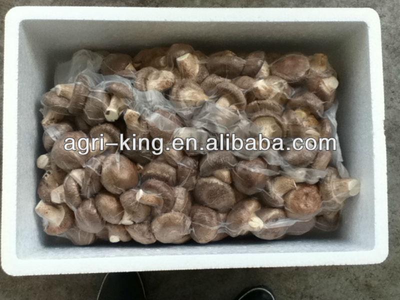 vegetable price/frozen mushroom being hot