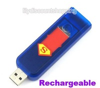 Зажигалка Rechargeable Battery USB Electronic Cigarette Lighter N1689