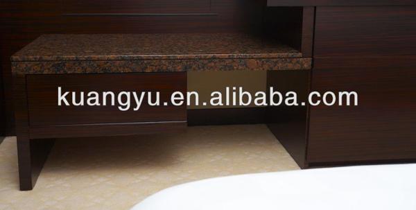 Hilton kingbed room set, Qualité 5 étoiles hôtel meubles