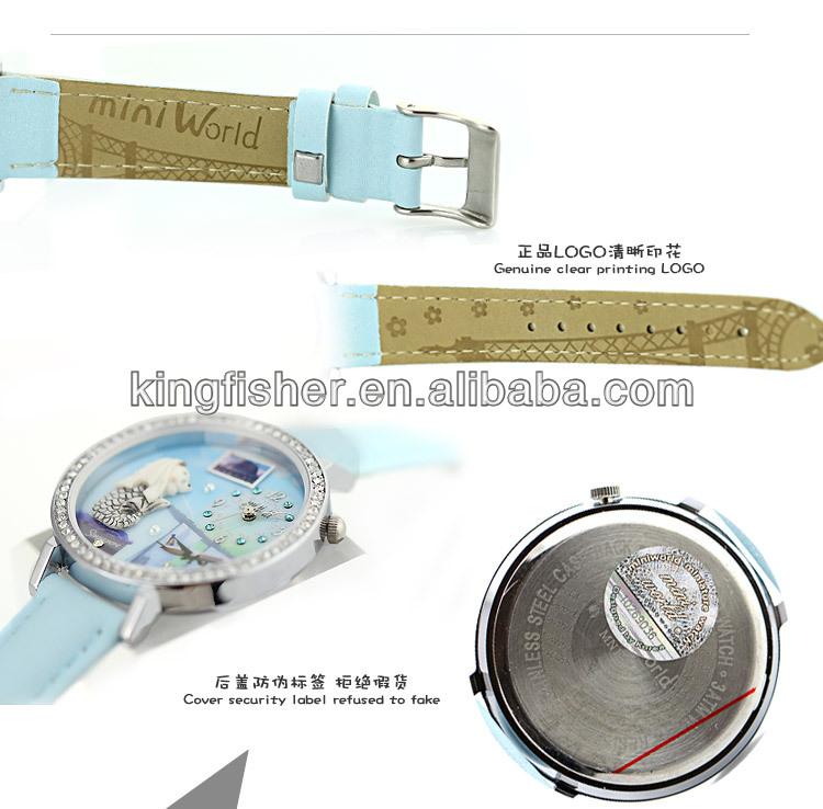 Quartz Crystal Watch Clay Singapore Symbol Western Quartz Crystal Watches Japan Quartz Movt