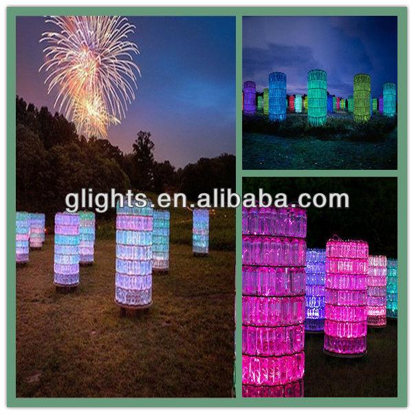 fiber optic light engine project light