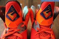 Мужская обувь для баскетбола LJAMES 9 IX sneaker
