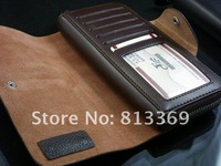 Кошелек Women Men High Quality Luxury Leather Handbag Long Wallets Zipper Hasp Purses ID Card Slots Coin Collection Clutch Gift BB103