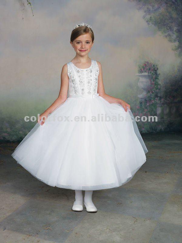 Layered Tulle Flower Girl Dress Tulle Dirndl Flower Girls'